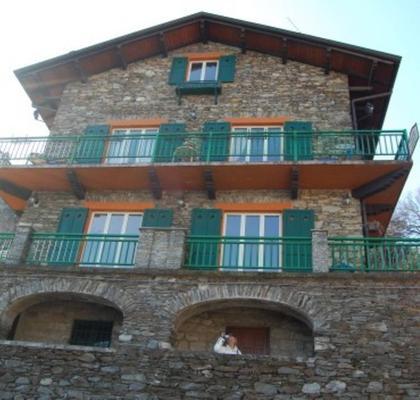 La Sorgente Bed & Breakfast - Baveno - Building