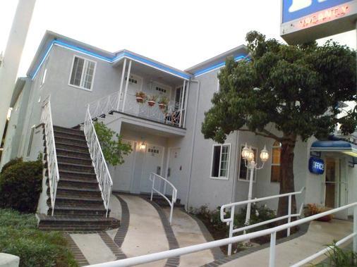 Ocean Park Inn - Santa Monica - Rakennus