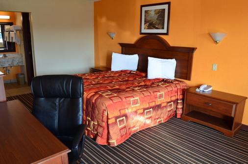 Royal Inn - Greenville - Bedroom