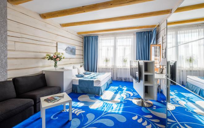 商人庭院酒店 - 伊爾庫次克 - 伊爾庫茨克 - 臥室