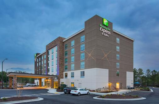Holiday Inn Express & Suites Covington - Covington - Gebäude