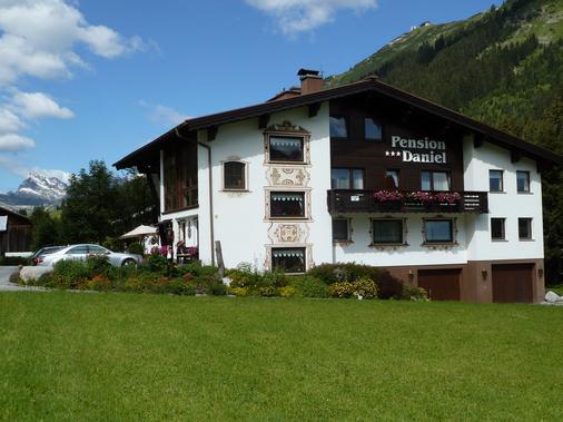 Pension Daniel - Lech am Arlberg - Toà nhà