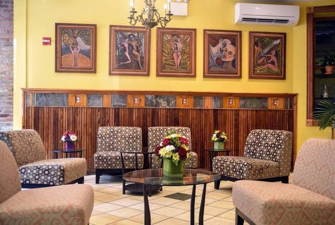Blue Moon Boutique Hotel - Nueva York - Lobby