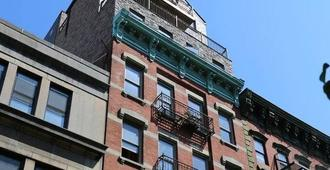 Blue Moon Boutique Hotel - New York - Edificio