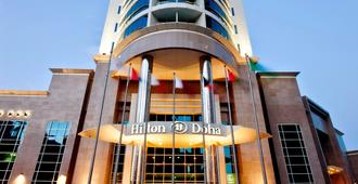希爾頓杜哈酒店 - 多哈 - 多哈 - 建築