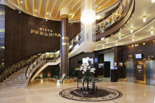 Hotel Riviera - Καζάν - Διάδρομος