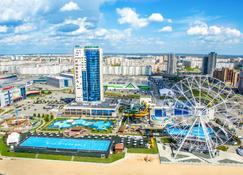 Hotel Riviera - Kazan - Outdoor view