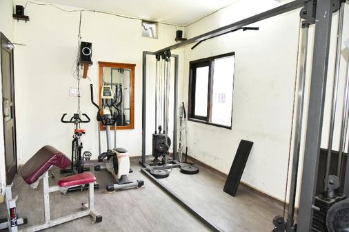 Hotel Shiraz Castle - Amritsar - Gym