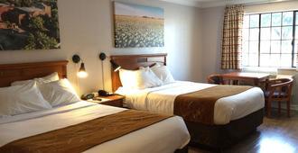 Journey Inn Woodland - Woodland - Bedroom