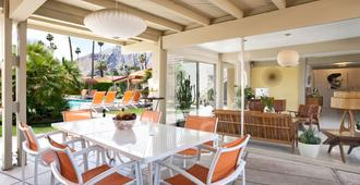 Del Marcos Hotel - Adults Only - Palm Springs - Uteplats