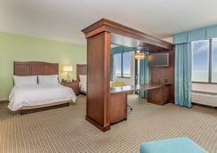 Hampton Inn & Suites Orange Beach/Gulf Front - Orange Beach - Schlafzimmer