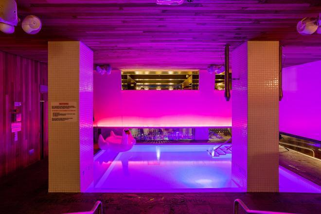 Room Mate Grace Boutique Hotel - New York - Bể bơi