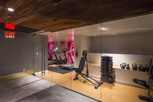 Room Mate Grace Boutique Hotel - New York - Gym