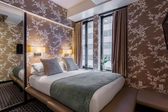 Room Mate Grace Boutique Hotel - New York - Makuuhuone