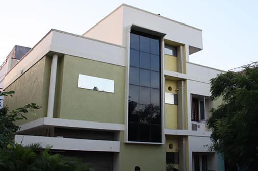 Falcons Nest Banjara Hills - Hyderabad - Toà nhà