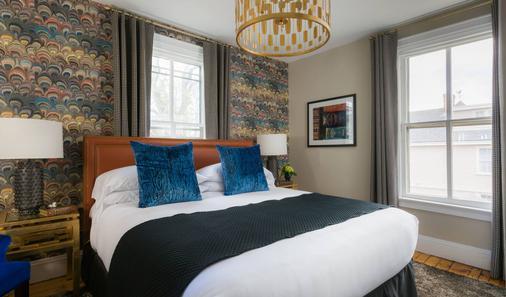 鍍金酒店 - 紐波特 - 紐波特 - 臥室