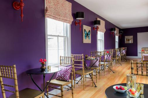 鍍金酒店 - 紐波特 - 紐波特 - 餐廳