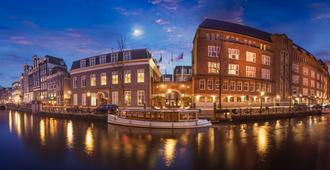 Sofitel Legend The Grand Amsterdam - Amsterdão - Vista externa