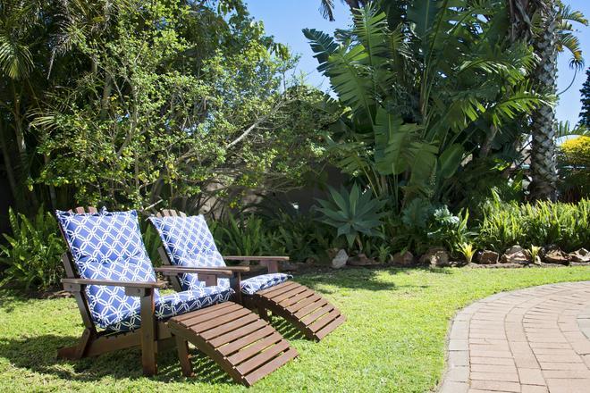 Bayside Guesthouse - Port Elizabeth - Patio