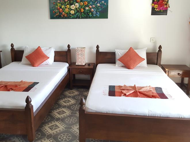 The Little Garden Boutique Hotel - Phnom Penh - Bedroom