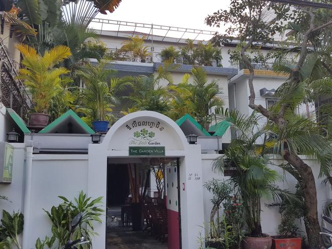 The Little Garden Boutique Hotel - Phnom Penh - Building