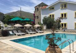 Villa Tokur - Datça - Pool