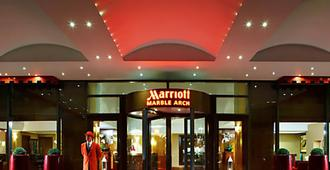 London Marriott Hotel Marble Arch - London - Building