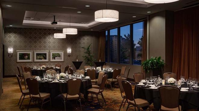 Hilton Garden Inn Seattle Downtown, WA - Seattle - Banquet hall