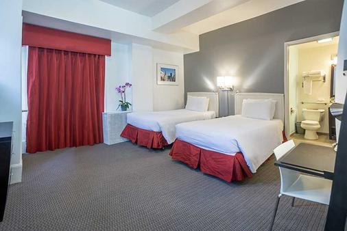 Grant Plaza Hotel - San Francisco - Bedroom