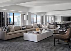 New York Marriott Marquis - New York - Living room