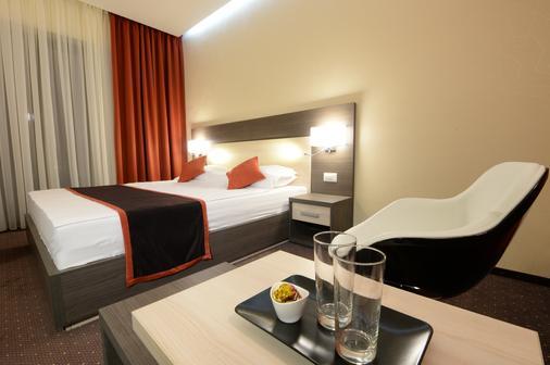 Hotel Galaxy - Τιμισοάρα - Κρεβατοκάμαρα