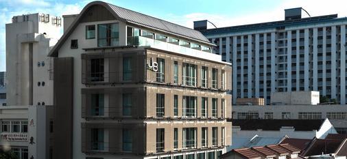 J8飯店 - 新加坡 - 建築