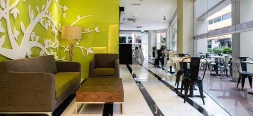 J8 Hotel - Singapore - Lobby