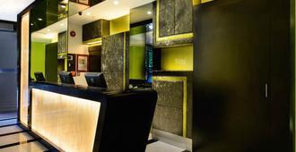 J8 Hotel (Sg Clean) - Singapur - Rezeption