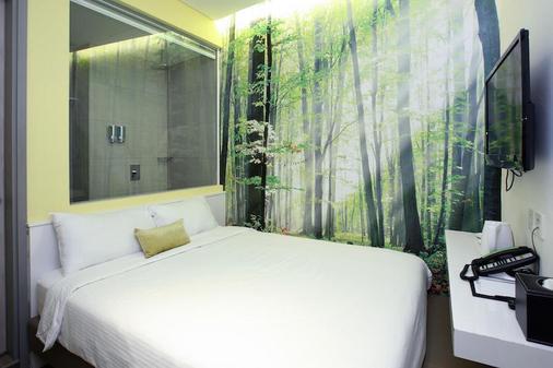 J8 Hotel - Singapore - Bedroom