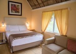 Cahal Pech Village Resort - San Ignacio - Bedroom