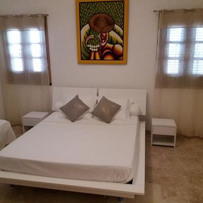 Villa Havane - Havana - Bedroom