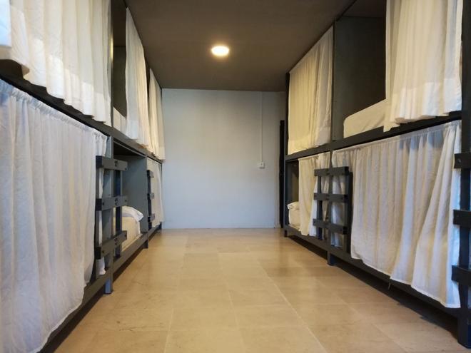 Hostel Puerto Algeciras - Algeciras - Bedroom