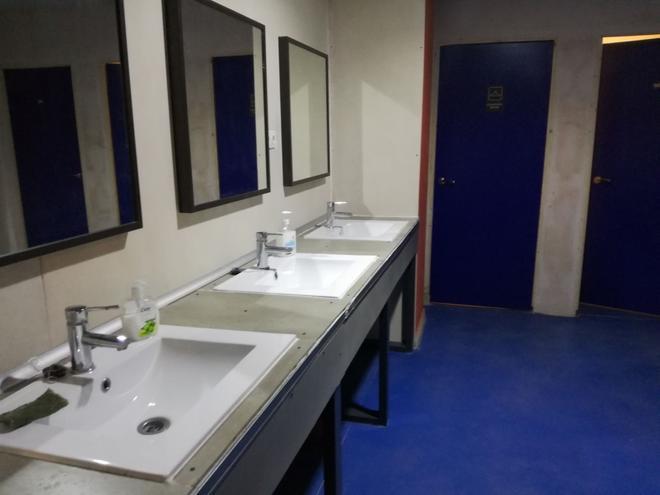 Hostel Puerto Algeciras - Algeciras - Bathroom