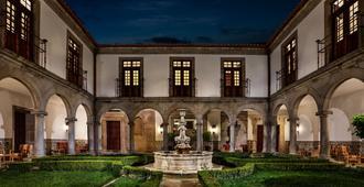 莫斯泰羅吉馬良斯館紀念碑酒店 - 吉馬良斯 - 吉馬良斯 - 建築