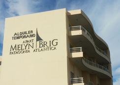 梅林布里格公寓 - 瑪德琳港 - 建築