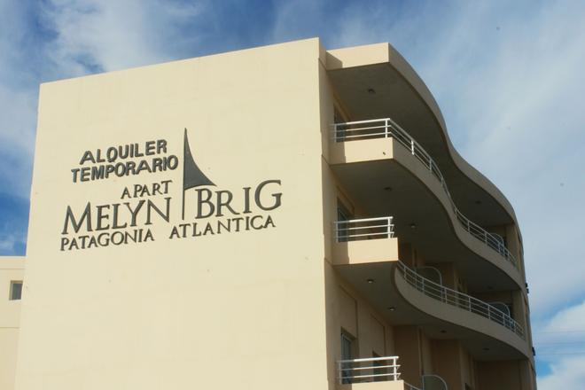 Melyn Brig Apart - 馬德林港 - 建築
