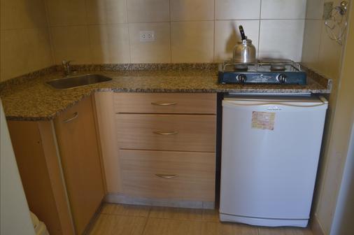 梅林布里格公寓 - 瑪德琳港 - 廚房