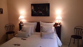Chambres d'hôtes J'irais dormir à Lyon - Lyon - Bedroom