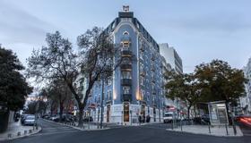 Hotel Zenit Lisboa - Lisboa - Edificio