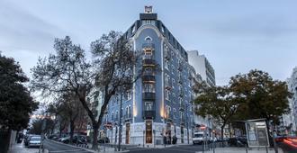 Hotel Zenit Lisboa - Lissabon - Gebäude