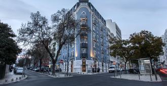 Hotel Zenit Lisboa - Lisbona - Edificio