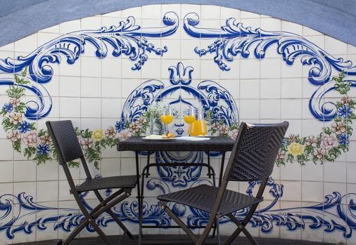 Zenit Lisboa - Lisbonne - Gastronomie