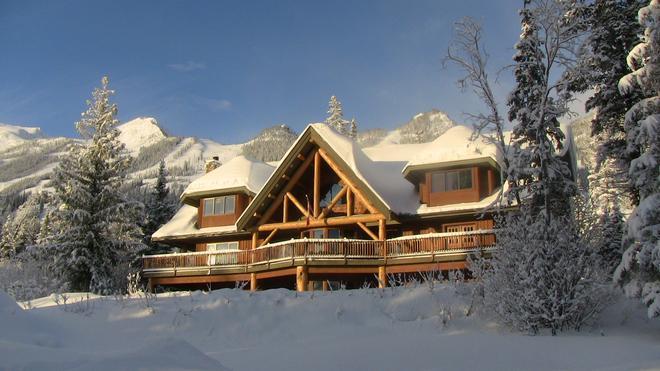 踢馬滑雪浪客行小屋度假村 - 哥登 - 格登 - 建築