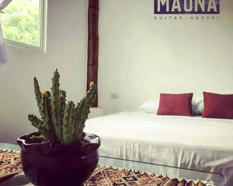 Mauna Suites & Hostal - Montañita (Guayas) - Bedroom